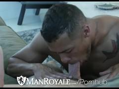 ManRoyale - Kevin Blaise Fucked Deep by Jack Hunter