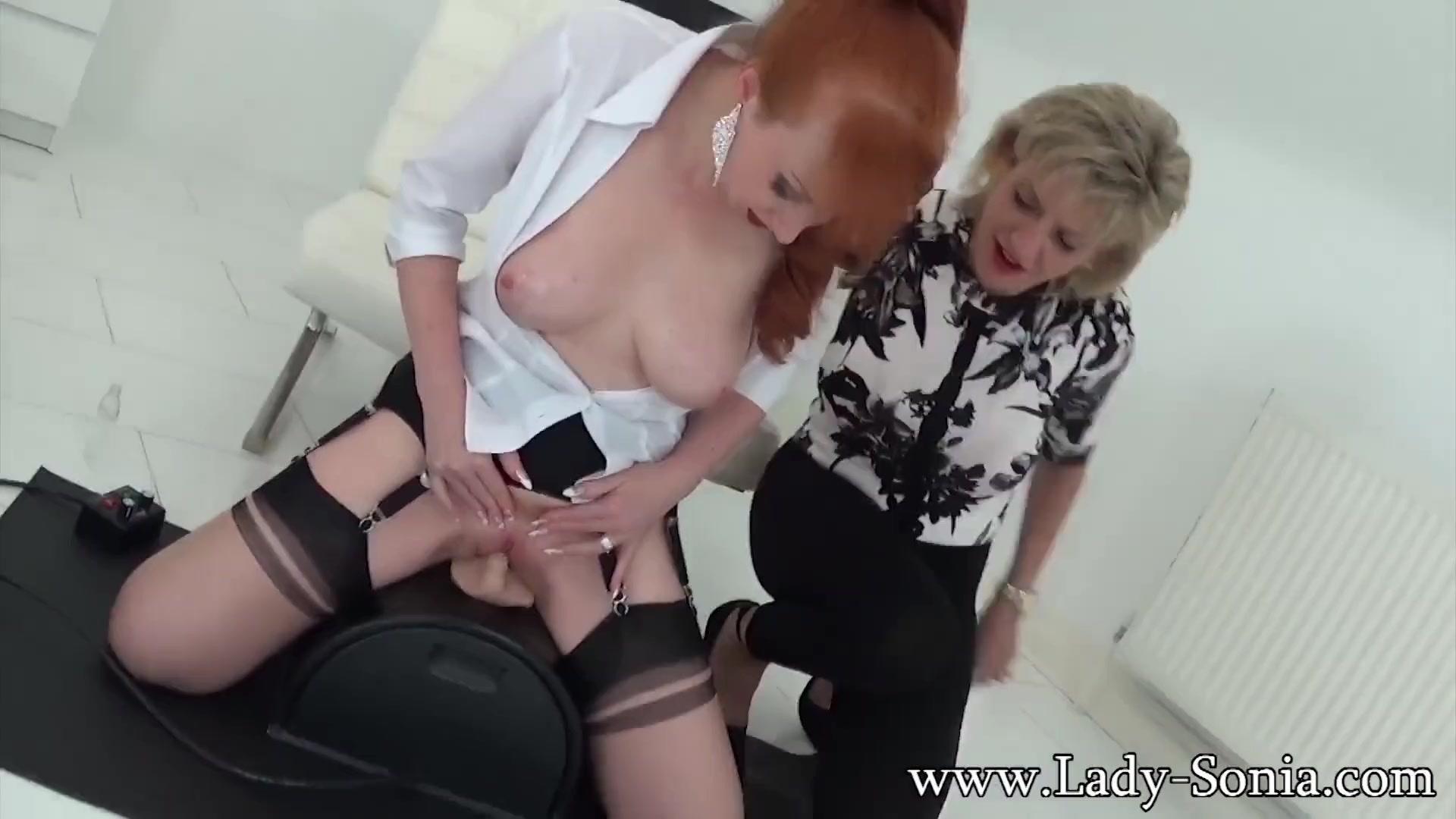 Lady Sonya Masturbation Videos