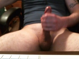 Jerk Off and Cum March 2016