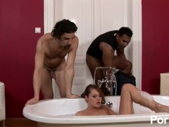 Wet and bushy pussies – Scene 1