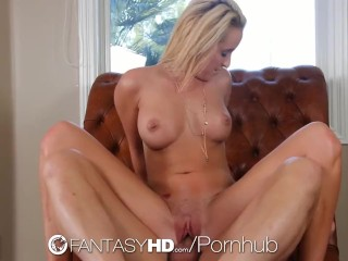 FantasyHD - Tucker Starr shows her therapist what sex addiction is about