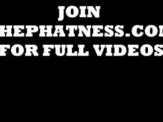THEPHATNESS.COM JUICY BOMSHELL FUCKED HARD