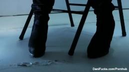 Bad girl Capri Cavanni gets punished by Dani Daniels