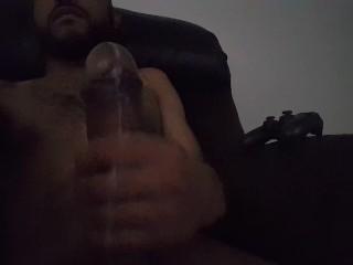 Making myself cum
