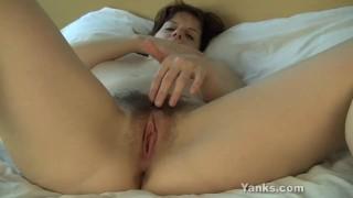 Small Titted Helena Masturbating