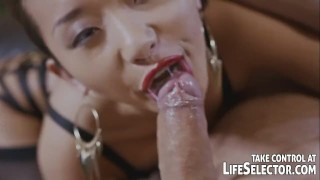 Alina Li's Sexperiences girl-on-girl hardcore interactive asian dp double-penetration cumshot lesbian anal compilation ass-fuck doggy-style lifeselector interactive-porn facial