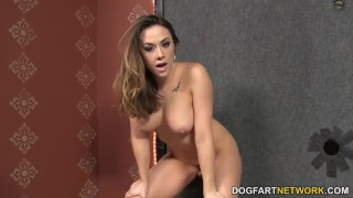 Chanel Preston sucks and fucks black gloryhole cock  big black cock hd videos big tits big cock bbc blowjob gloryhole pornstar fetish big dick busty hardcore dogfart interracial dogfartnetwork glory hole