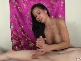 Asian Cock Massage