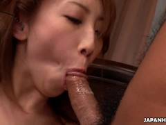 Asian bitch cumming hard and it's so damn dirty