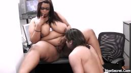 Husband caught cheating with ebony secretary
