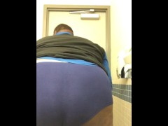 Sexy chub ass