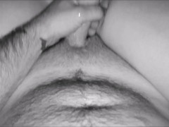 """MY BABY SITTER - CUTE YOUNG BABYSITTER FUCKS DAD 9"""" COCK & HUGE THICK LOAD"""