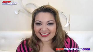 Busty Asian Miss Ling Ling BBWHighway interview  asian big boobs bouncing boobs thick-asian huge-natural-tits big-boobs chubby big-natural-boobs fat-girl tetas bbwhighway huge-boobs big-natural-tits big-naturals asian bbc ms ling ling asian milf