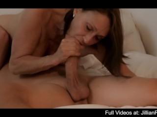 Jillian Foxxx Milf Bj Scene
