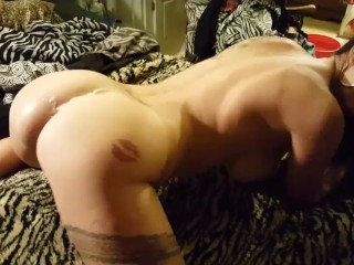 Milf Doggy Style with Cumshot