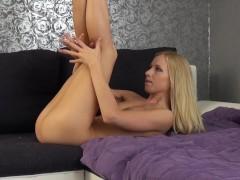 Slim Blonde Was Perfect My Amateur Porn Shoot :P