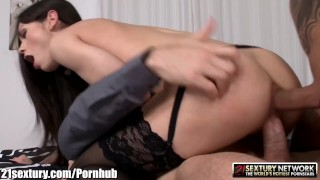 21Sextury Tiny Russian Riding with Asshole
