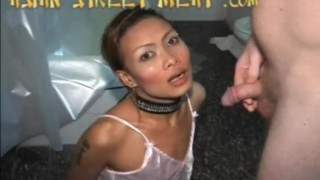 Thai Clit Piss 5  homemade bangkok thai hooker pattaya deep amateur stocking girlfriend petite cute slut filth bondage hotel handcuffs