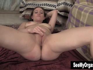 Sexy Lou Masturbate For Orgasm