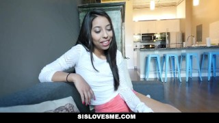 Preview 1 of SisLovesMe - Big Sister Always Knows Best