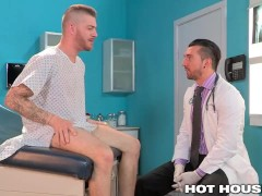 HotHouse Patient Wants Thicker Dick, Sees Sexy Doctor!