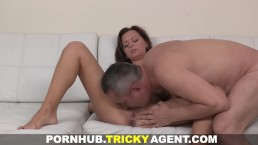 Tricky Agent - Making her firs