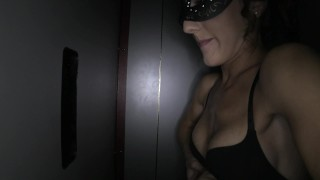 Gloryhole Wife Gets Fed Huge Load  hot wife big cock gloryhole cuck wife wife mask stranger blowjobs glory hole random blojobs anonymous blowjobs wife with strangers huge load cum in mouth gloryhole wife slut wife