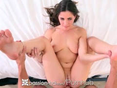 Passion-HD - Molly Jane has a sweet tooth for some milk and dick