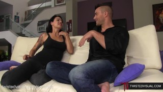 ASIAN MILF REAL LIFE PORNSTAR ANAL SEX TAPE home-sex-tape rough ass-fuck milf cum-eating ass-stretched tattoo big-boobs small-tits punish deep-anal tight-hole twistedvisual skinny sex-tape anal-gape