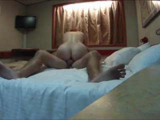 Mexico Sexacaped round 1. Sexy babe getting fucked