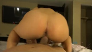 Preview 5 of Ashley Adams creampie, anal, and titty fucking good time