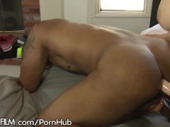 Cheating Guy Punished by Pegging