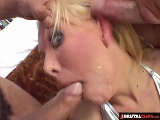 BrutalClips - So Many Cocks for Jeanie Marie!