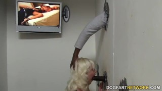 Whitney Grace sucks anonymous BBC - Gloryhole  big black cock big cock bbc blonde blowjob gloryhole pornstar fetish big dick hardcore kink interracial dogfartnetwork hd videos glory hole dogfart