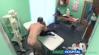 fakehospital russian big boobs voyeur hidden cameras pov reality real amateur hospital doctor nurse patient exam spying spy cam big tits