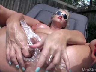 Oiled and Gaped
