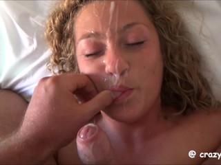 Biggest Amateur Facial Cumshots - Part 1