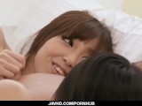 Subtitles - Japanese girls Anri Hoshizaki fucked by a lucky man