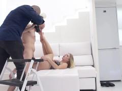 HIDDEN CAMERA ON SEX PHOTO SESSION W/ UKRAINIAN ARIA LOGAN.PART 4