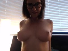 Damn Hot Dirty Talking By Nerdy Girlfriend – JOI