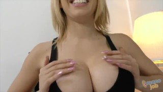Kagney Linn Karter - manojob  big natural tits manojob blonde kagney linn karter busty blonde pov hd manojob bj blowjob cumshot handjob mb mj 2 cumshot manojob hd manojob