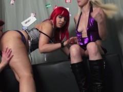 Venus Berlin Backstage Teen Threesome (Jamie Jadon Mini Hotcore pinadeluxe)