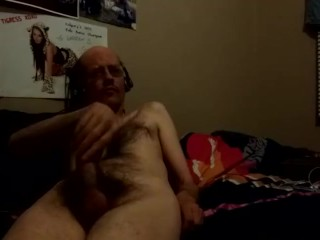 having fun while watching video of the sexiest girl ever