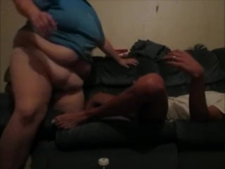 Drunk mom fuck step son thinking it was her hubby, do wrong hole anal cream