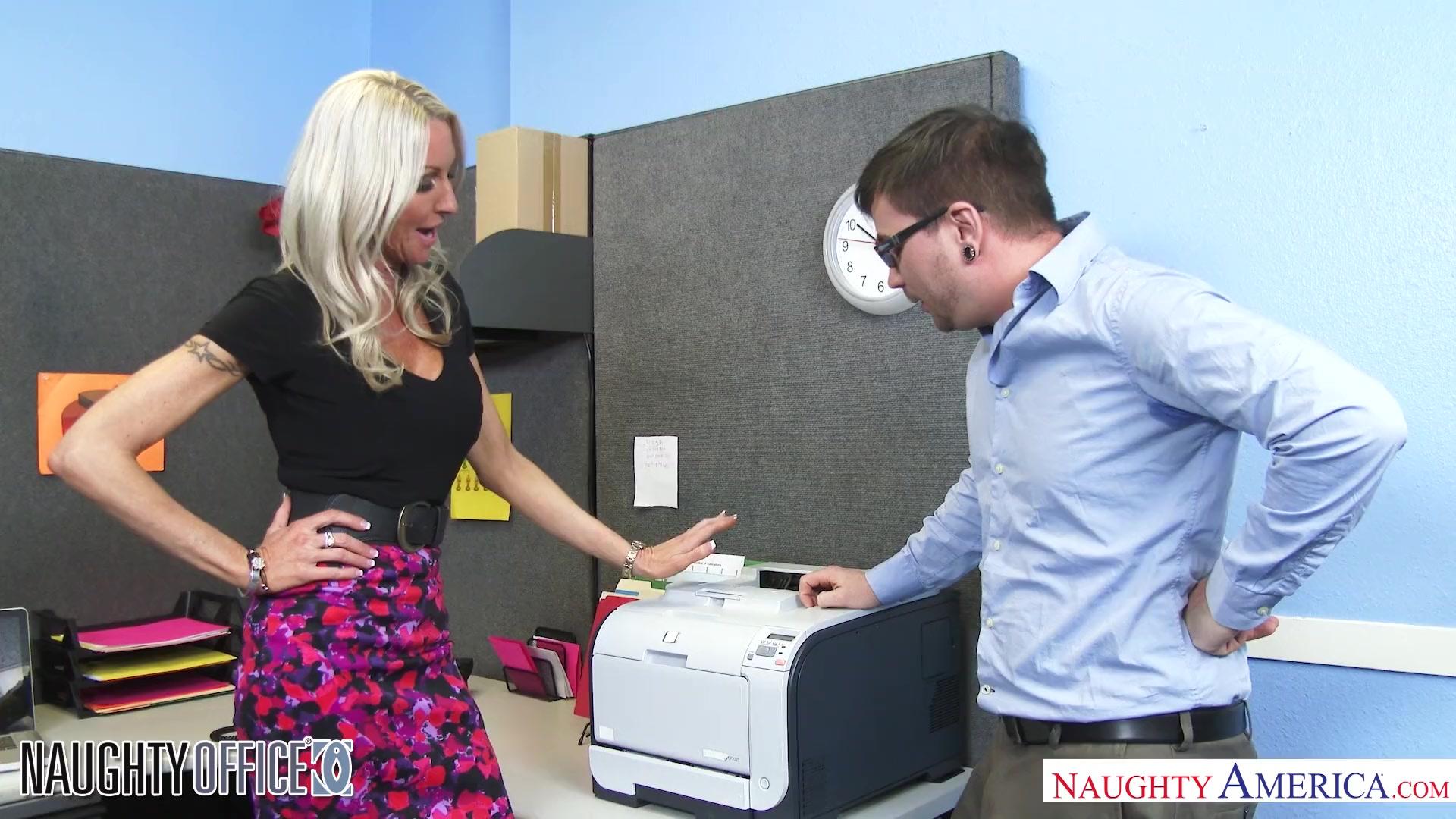 naughty coworker