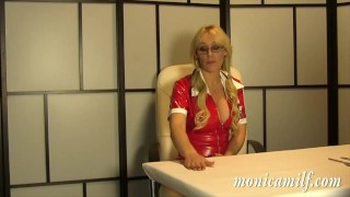 Hard femdom with Kinky norwegian Monicamilf pegging and assfisting a client  anal stretching monica milf norway femdom strapon bdsm nurse femdom mom kink mother hard pegging femdom pegging norwegian monicamilf monica christiansen scandinavian norsk