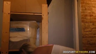 Lexi Lowe Anal Gloryhole  ass fuck tramp stamp big tits big cock british blonde gloryhole fetish hardcore welsh dogfartnetwork deepthroat adult toys vibrator behind the scenes