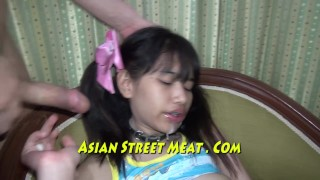 Space Age Thai Buggered Up Her Hairy Ass  assfuck bangkok thai teen bdsm asshole pattaya deep asian amateur ass-fuck girlfriend prostitute slut anal hotel