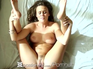 Passion-HD - Alexis Adams and her delicious pussy is fucked