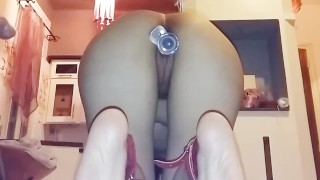 My Anal Slave Loves It Deep In The Ass, Gaping Her Butthole And Tastes It ass-to-pussy ass-to-mouth ass-fuck blowjob anal-gaping dp-toys-and-a-dick natural-tits double-penetration anal-creampie bondage-slaves amateur-anal asian-anal anal-gape anal-slave ass-spanking